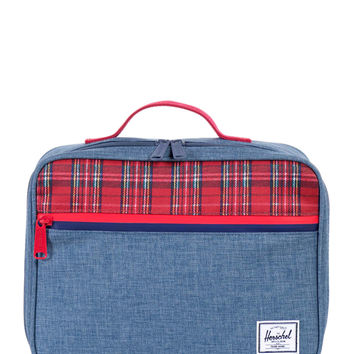 Herschel Supply Pop Quiz Lunchbox - Dark Blue/Navy