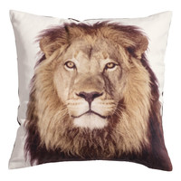 Twill Cushion Cover - from H&M
