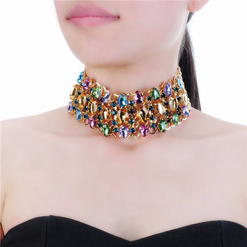 Madly Inlove Choker Necklace