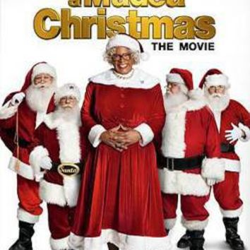 Tyler Perry's A Madea Christmas: Tyler Perry: 031398206149: