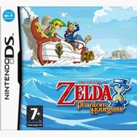 Nintendo Legend of Zelda: Phantom Hourglass DS