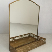 Oni Shelf Mirror