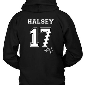 DCCKL83 Halsey Hoodie Two Sided