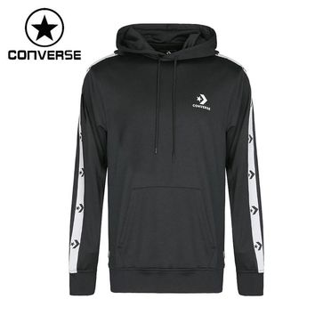Original New Arrival 2018 Converse  Men's Knitted Pullover Hoodies Sportswear