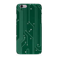 Circuit Board Highway iPhone 6 ColorStrong Slim-Pro Case - Cherishables