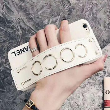 onetow One-nice? CHANEL COCO Fashion iPhone Phone Cover Case For iphone 6 6s 6plus 6s-plus 7 7plus iPhone8 I