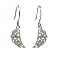 Mortal Instruments City of Bones Official Merchandise: Angel Wings Earrings | My Flash Trash
