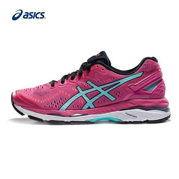 PEAPON Original ASICS GEL-KAYANO 23 Women's Cushion Stability Running Shoes ASICS Sports Shoes Sneakers free shipping