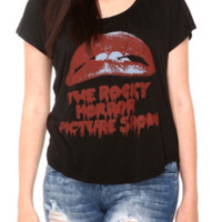 The Rocky Horror Picture Show Logo Top