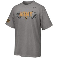 Nike Army Black Knights 2013 Rivalry Legend T-Shirt - Charcoal
