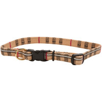 Top Paw® Plaid Dog Collar