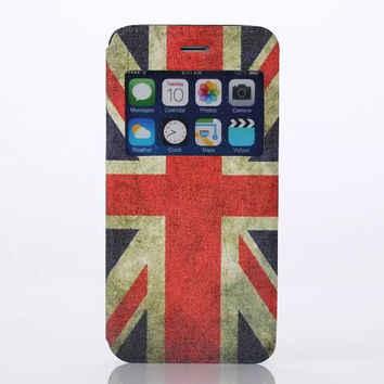 Union Jack creative case Cover for iPhone 6S 6 Plus Samsung Galaxy S6