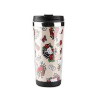 Hello Kitty 15 oz. Stainless Steel Bottle: Rose Collection