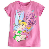 Disney Tinker Bell Tee for Girls | Disney Store