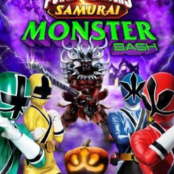 POWER RANGERS SAMURAI: MONSTER B