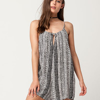 VOLCOM Locals Womens Coverup Romper | Rompers