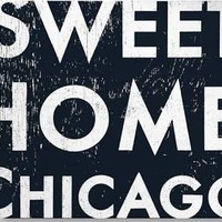 sweet home chicago sign - Google Search