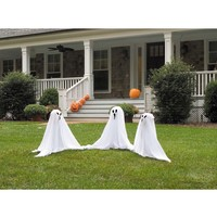 3 piece Ghostly Group Lawn Decor – Spirit Halloween