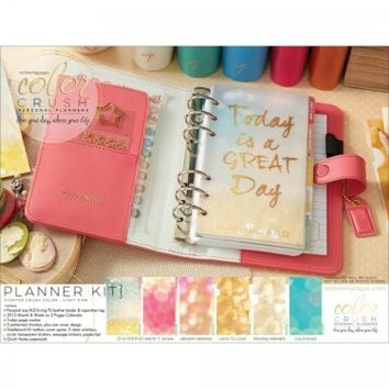 Webster's Pages Color Crush Planner Kit - Light Pink