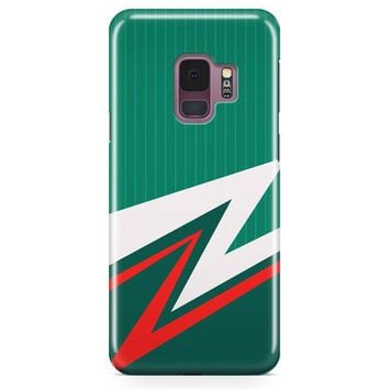 Abstract Geometric Lightning Samsung Galaxy S9 Plus Case | Casefantasy