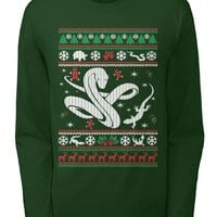 Reptiles Ugly Christmas Sweater