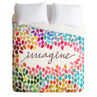 Garima Dhawan Imagine 1 Duvet Cover