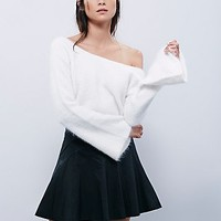 Free People Womens About A Girl Vegan Skirt
