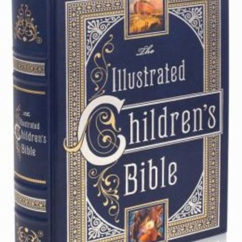 The Illustrated Children's Bible (Barnes & Noble Collectible Editions)