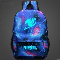 Galaxy Fairy Tail Backpack
