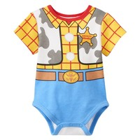 Disney / Pixar Toy Story Woody Bodysuit - Baby Boy, Size: