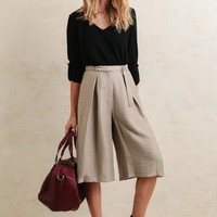 New York Bound Culottes