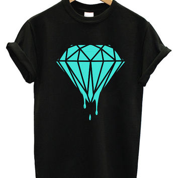 Hot DOPE Diamond Dupreme Swag Logo Men Black And by Antonishop99