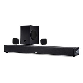 "37"" 5.1 Channel Surround Sound Soundbar System"