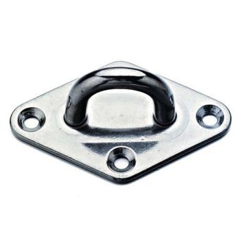 304 Stainless Steel Boat Deck Base Marine Yacht 80mm