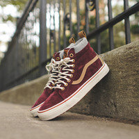 Vans Sk8-Hi MTE - Chocolate / Tobacco Brown