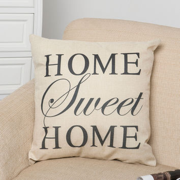 Home Decor Pillow Cover [6046360449]