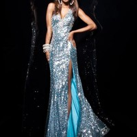 Tony Bowls Paris 113730 at Prom Dress Shop