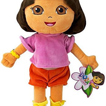 "18"" Dora the Explorer Pillowtime Pal Cuddle Pillow Buddy"