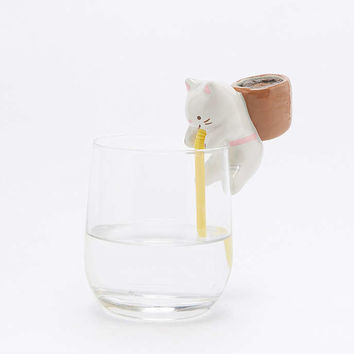 Chuppon Self-Watering Cat Planter - Urban Outfitters