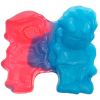 Trolli Evil Twins Sweet and Sour Gummy Candy: 3LB Box