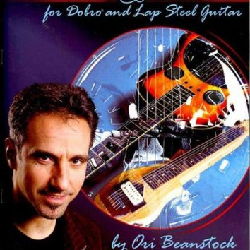 DCCKB62 Chords & Scales for Dobro and Lap Steel Guitar