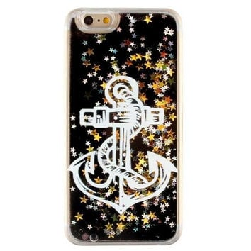 Quicksand Lace Anchor iPhone 6 6s Case Cover Gift