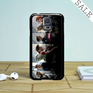 The Avengers Age Of Ultron Team- Samsung Galaxy S5 Case