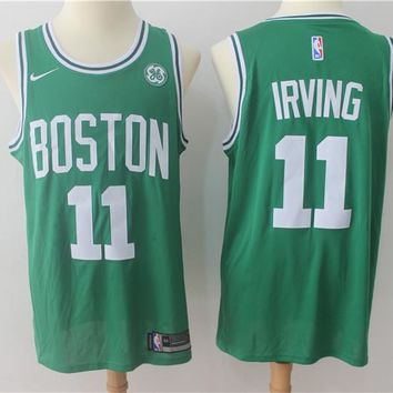 Boston Celtics 11 Kyrie Irving Swingman Jersey