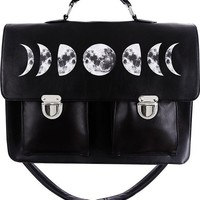 Moon Cycle | SATCHEL BAG