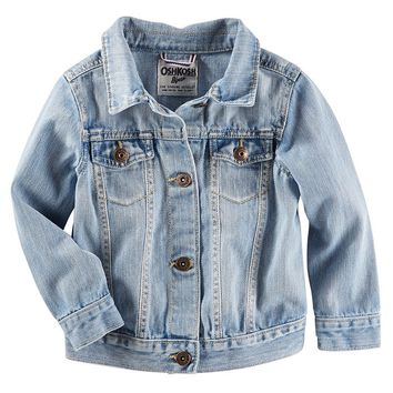 OshKosh B'gosh Denim Jacket - Girls