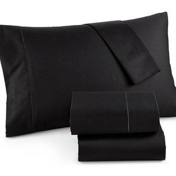 Charter Club Damask King Pillowcase Pair, 500 Thread Count 100% Pima Cotton, Only at Macy's | macys.com