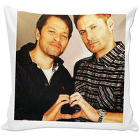 Destiel Pillow