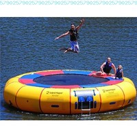 Island Hopper Acrobat 20 Foot Water Trampoline 2011:Amazon:Sports & Outdoors