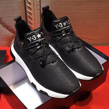 Boys & Men Y-3 Fashion Casual Sneakers Sport Shoes
